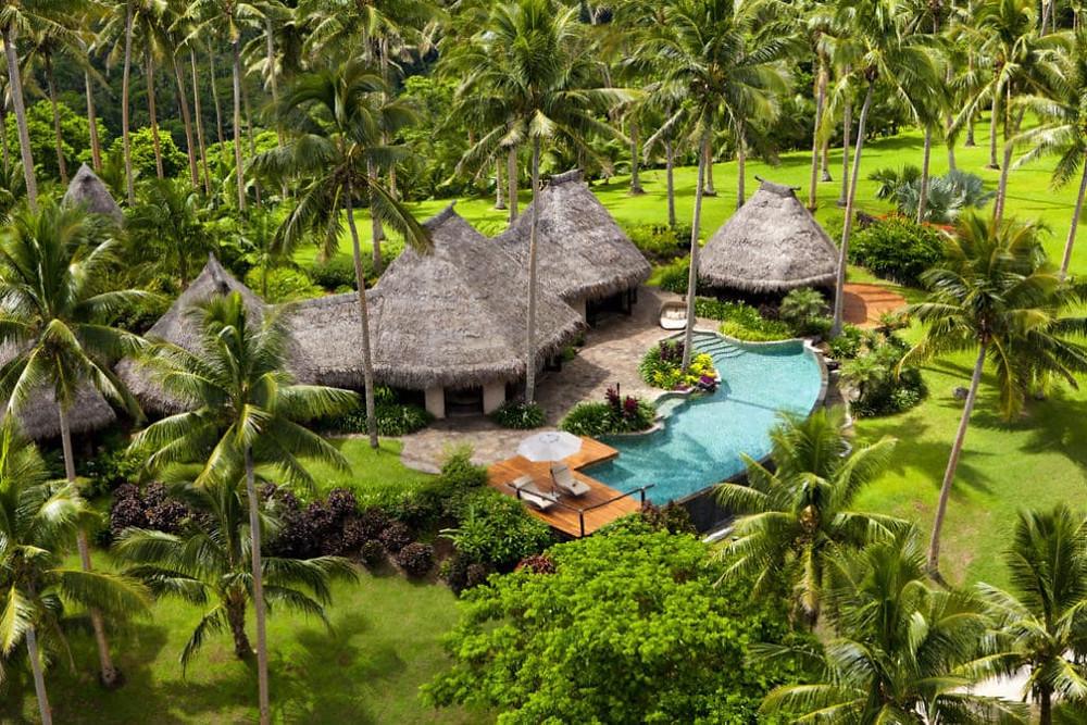Delana Hilltop Estate île de Laucala Fidji