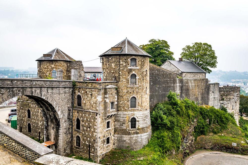 Citadelle de Namur Namen Belgique