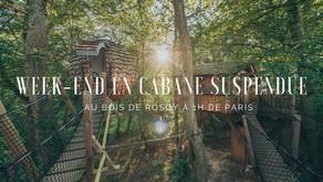 Week-end insolite en pleine nature à Bois de Rosoy