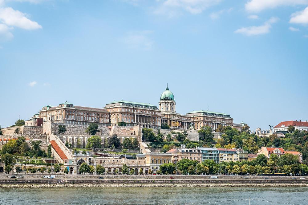 Chateau de Buda, Budapest