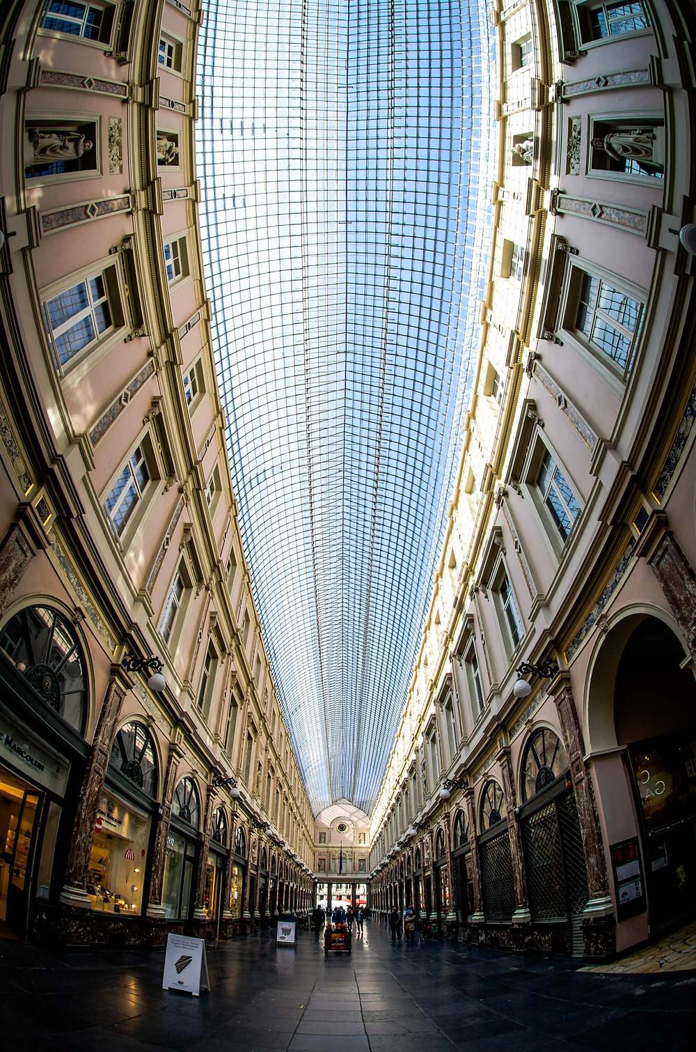 Galeries Royales Saint Hubert, Bruxelles