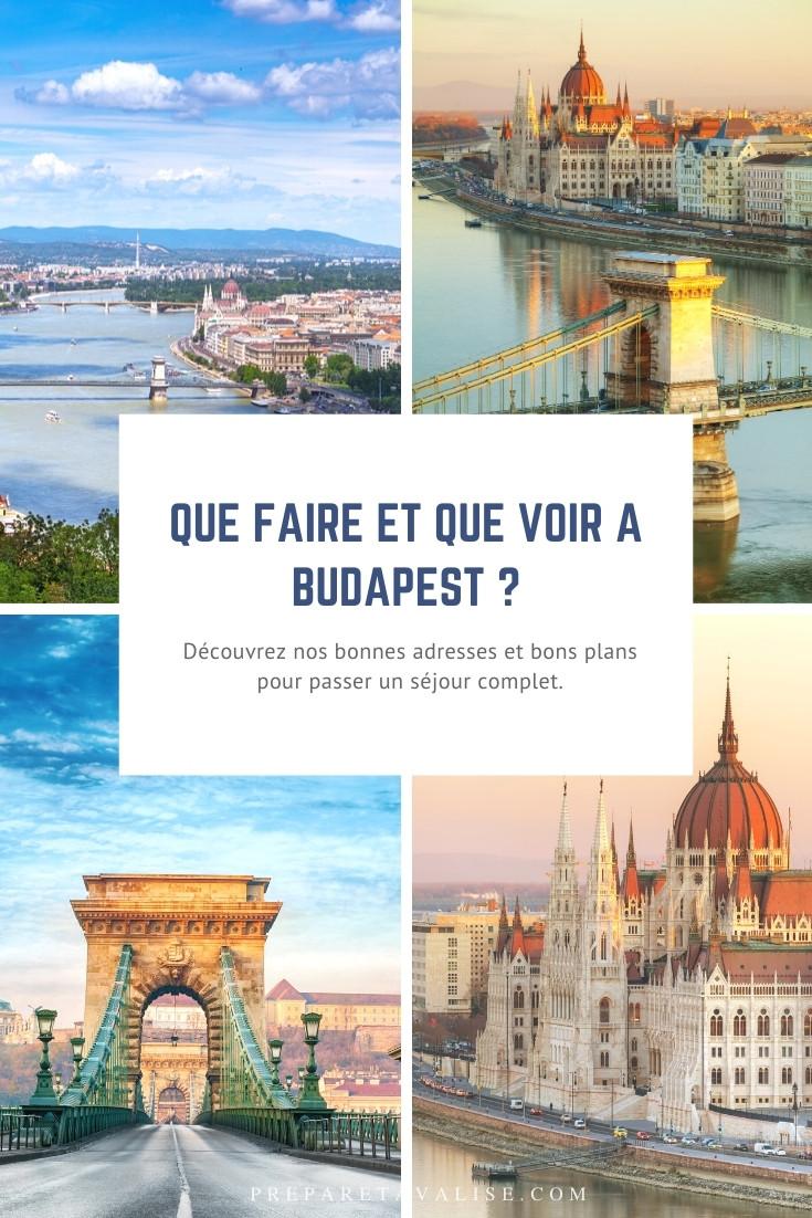 Que faire à Budapest
