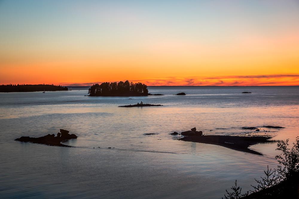 Auberge des îles Lac Saint Jean