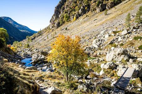 Randonnée lac Autier Mercantour