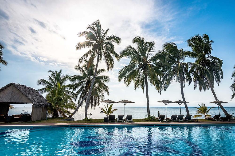 Hôtel Soanambo île Sainte Marie Madagascar