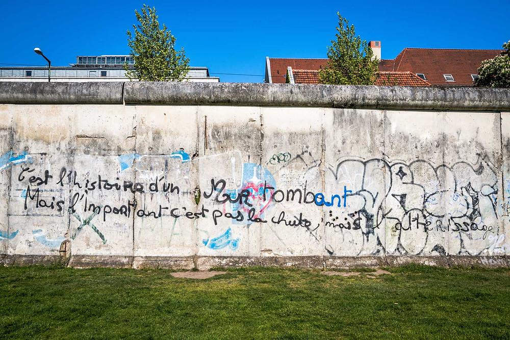 Memorial Mur Berlin