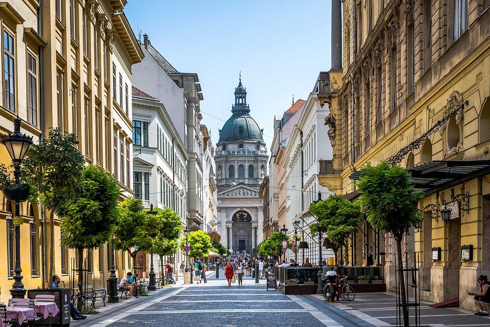 Basilique Saint-Étienne, Budapest