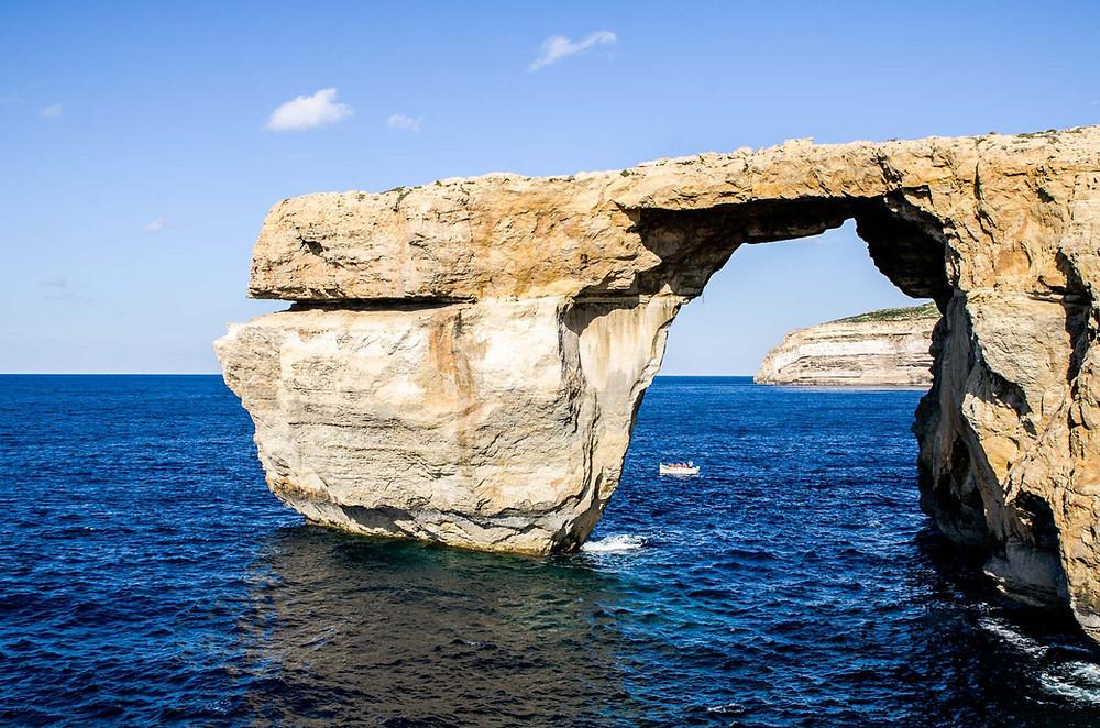 Azur Window, Gozo, Malta, Malte