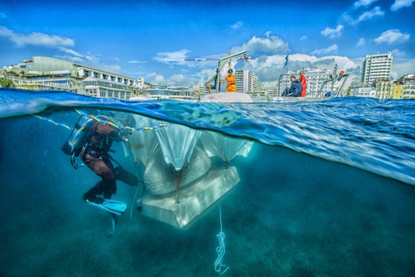 Musée subaquatique Marseille