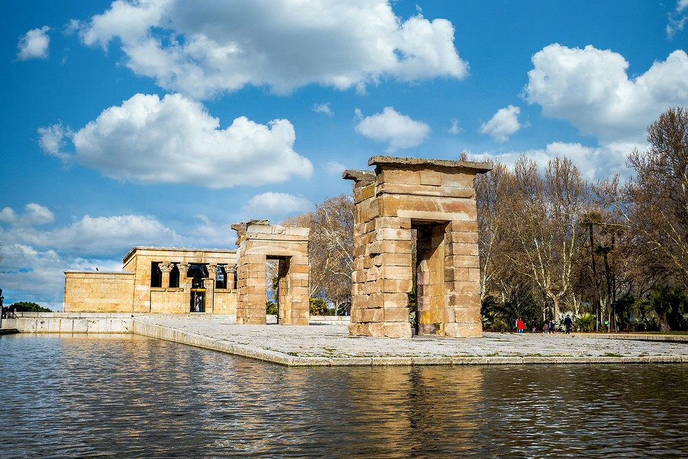 Temple de Debod, Madrid