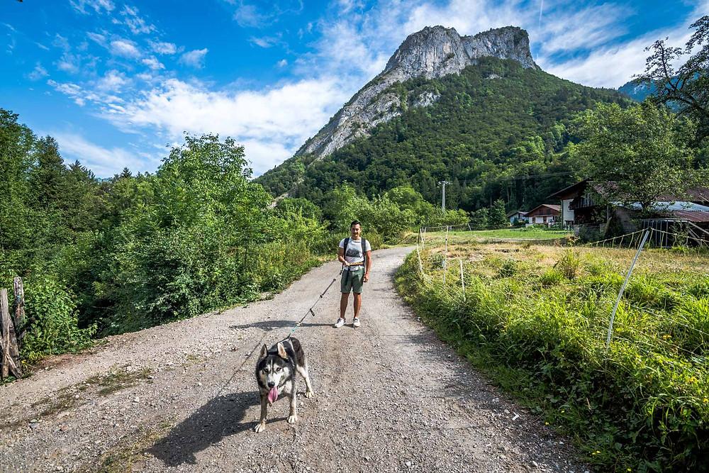 Canirando Alpes du Léman