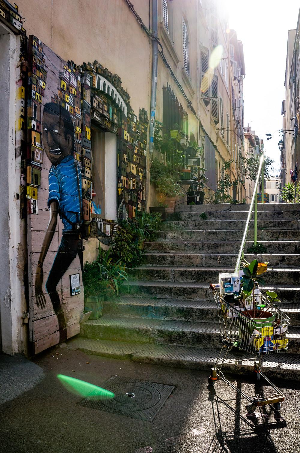 Quartier du Panier Marseille