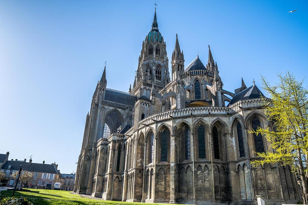 Cathédrale de Bayeux, Normandie