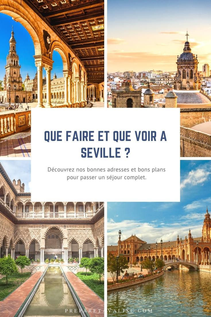 Que faire à Séville