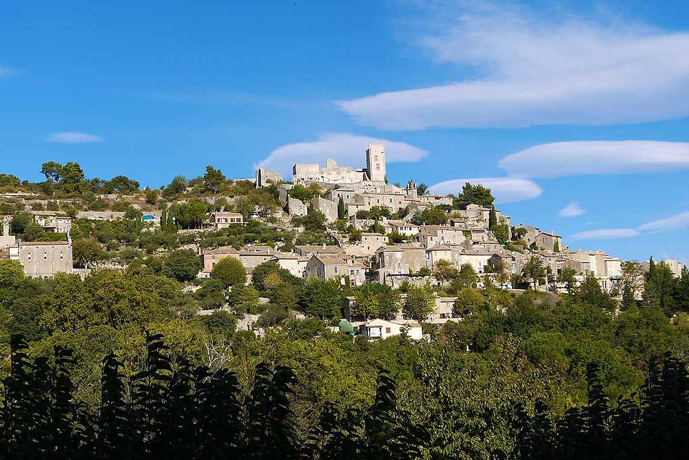 Lacoste village
