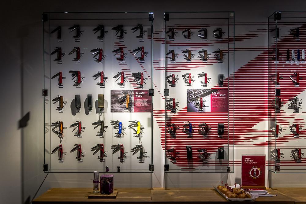 Couteau Suisse, Victorinox, Genève