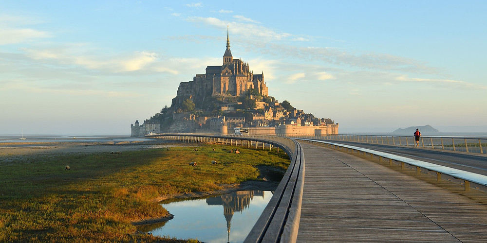 Le Mont-Saint-Michel Normandie