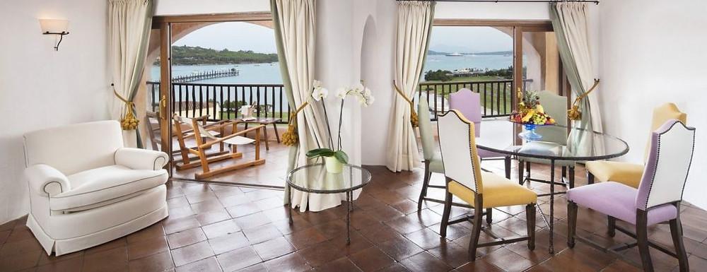 Penthouse Suite Hotel Cala di Volpe à Porto Cervo Italie