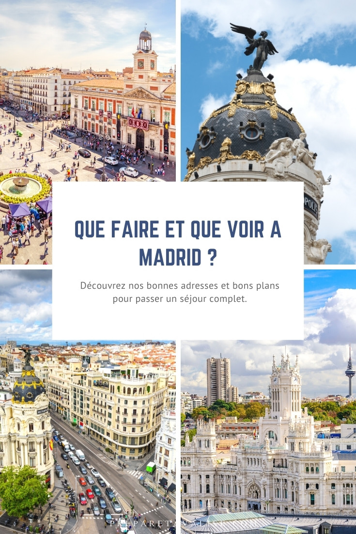 Que faire à Madrid