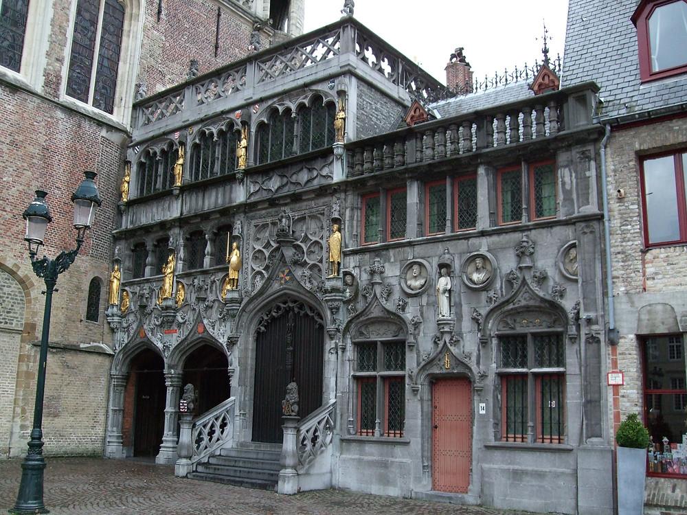 Basilique Saint Sang Bruges