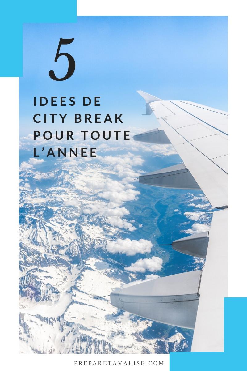City break europe