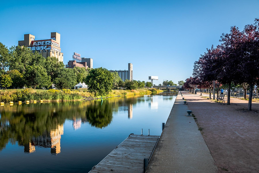 Canal Lachine Montreal