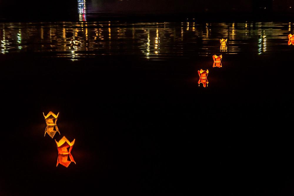Spectacle de chant à Hue Vietnam