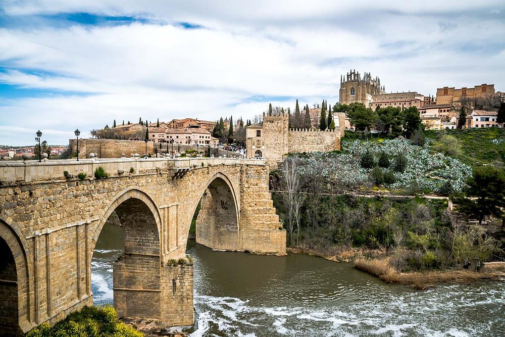 Puente de San Martin Tolède