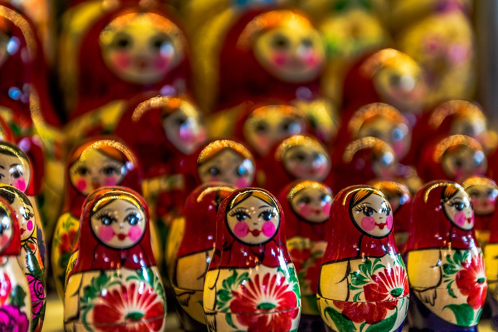 Poupées Russes, Budapest