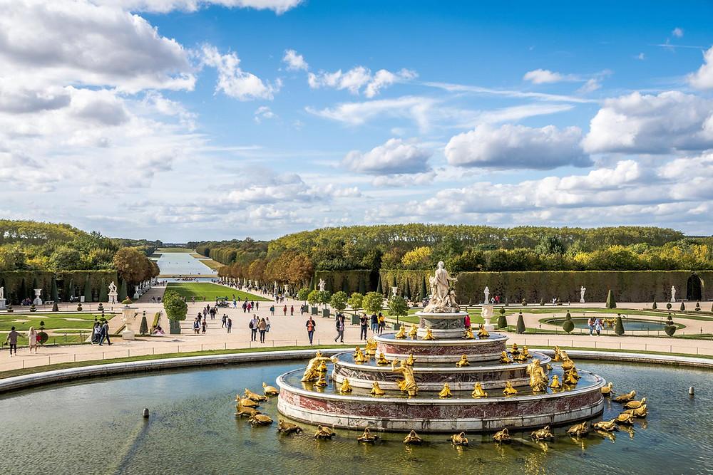 Jardin Château de Versailles