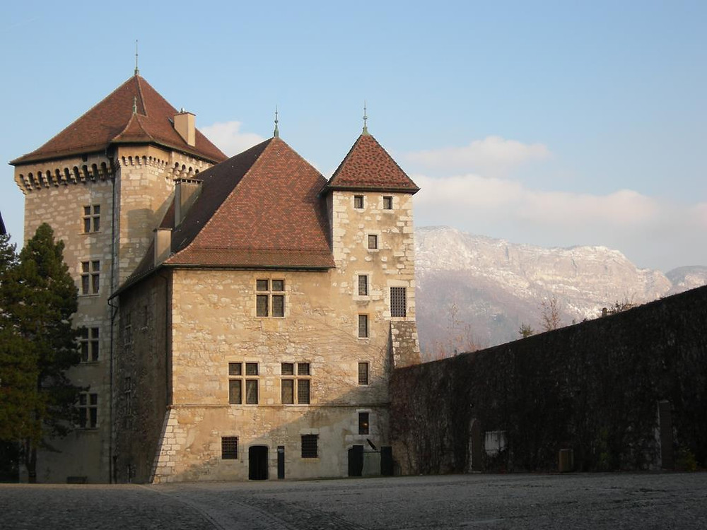 Chateau Annecy