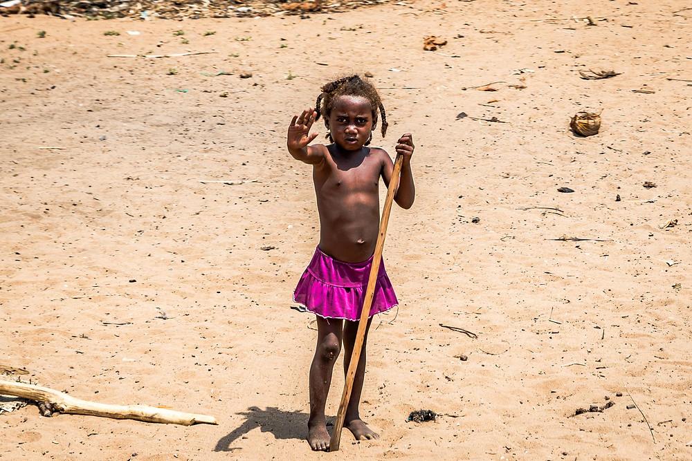 Village de Madagascar
