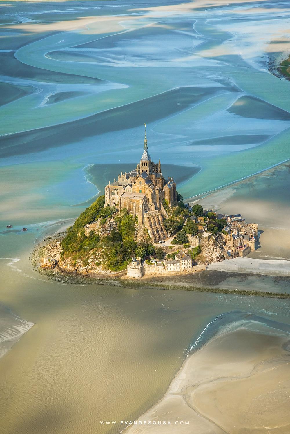 Evan de Sousa Mont Saint Michel