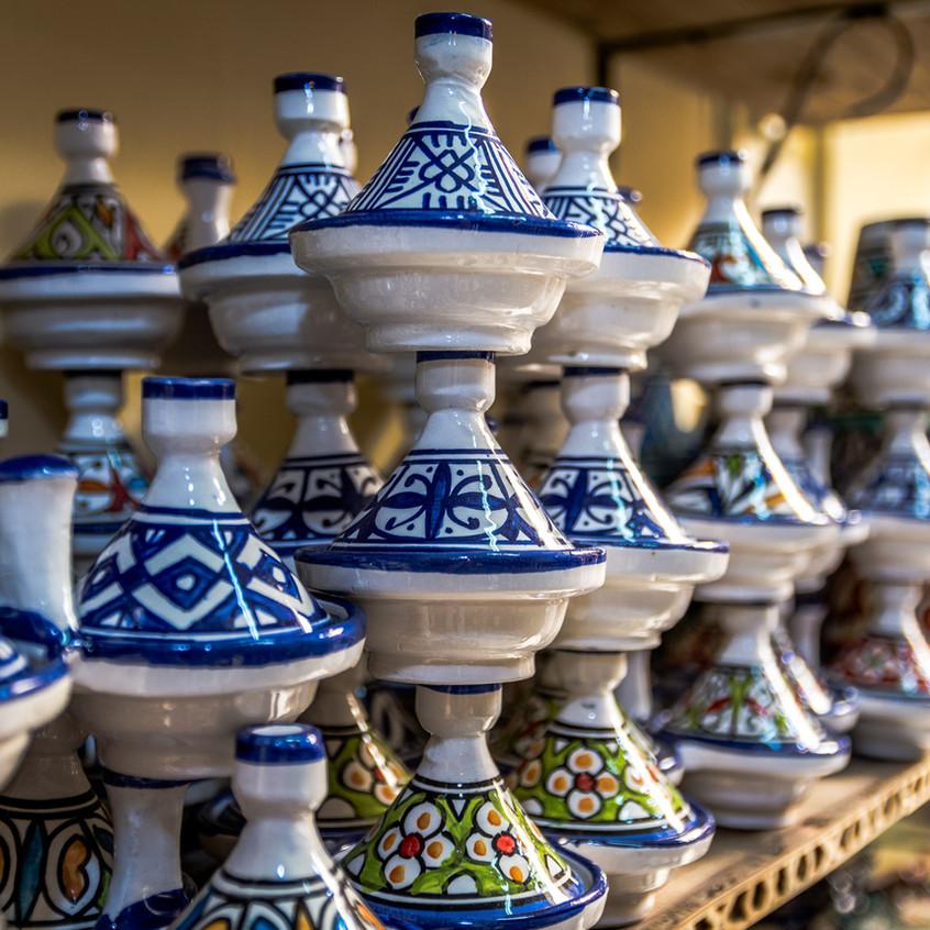 Souvenirs Maroc
