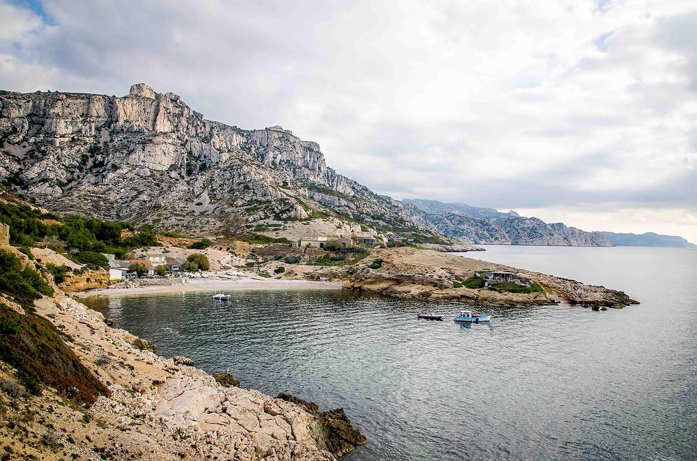 Chez le Belge Marseilleveyre Calanques de Marseille