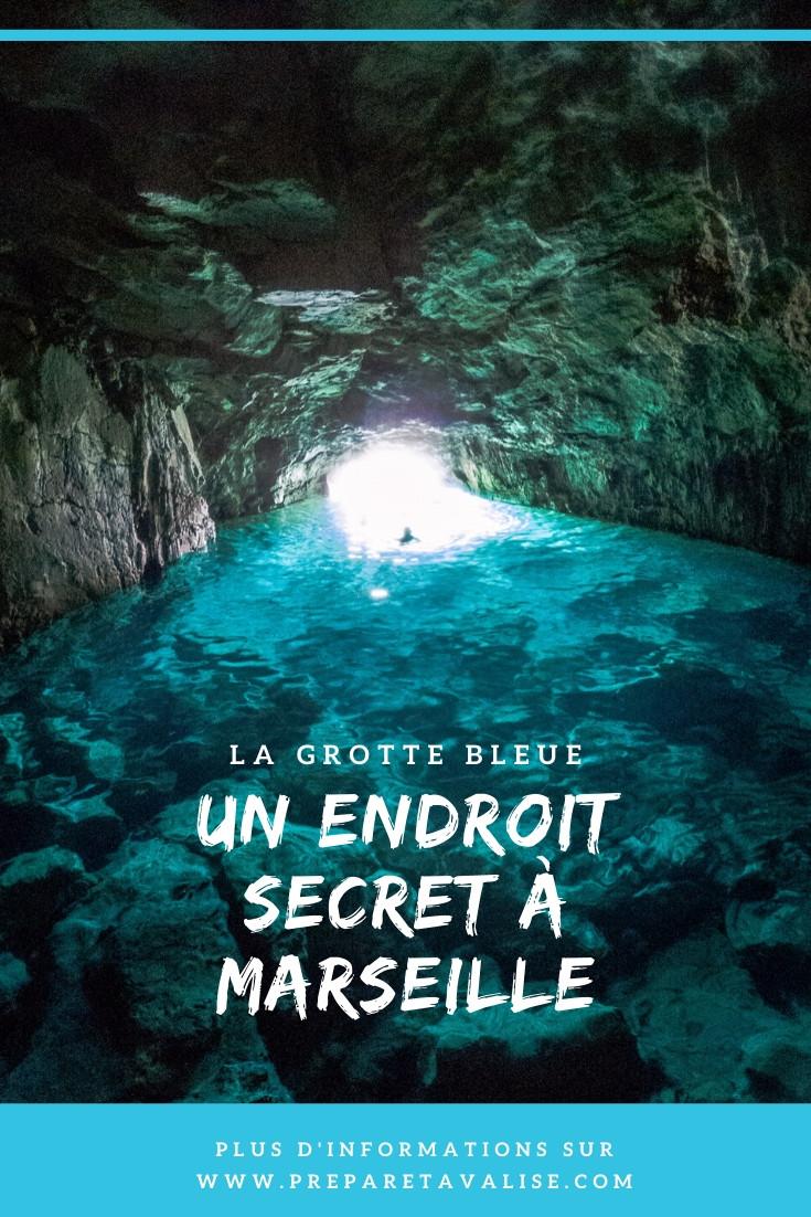 Grotte bleue marseille