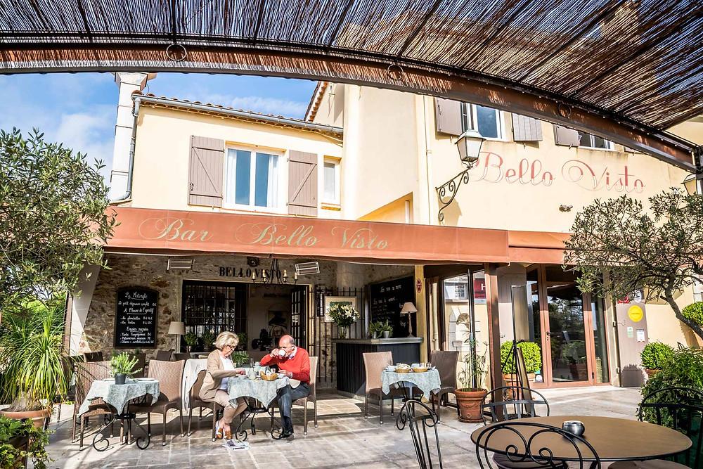 Restaurant Bello Visto Gassin