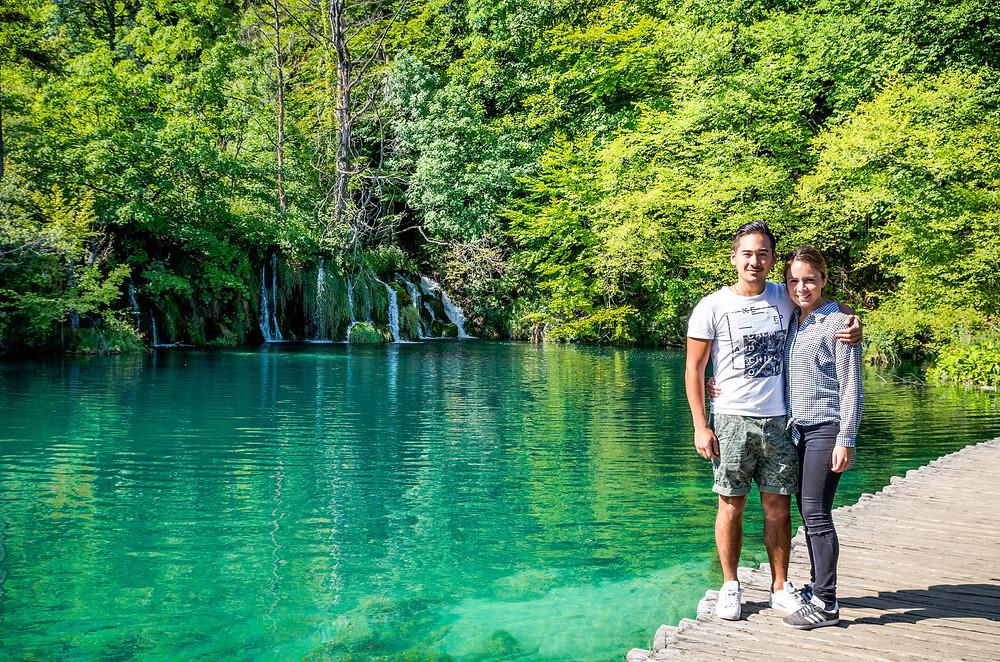 Parc Lac Plitvice Croatie