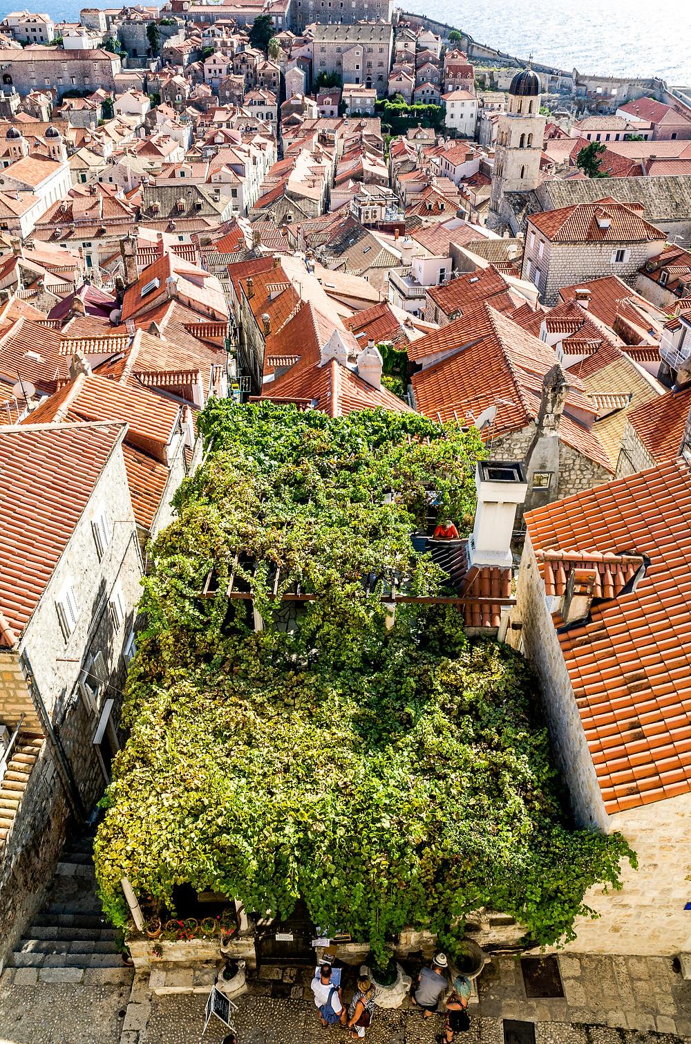 Restaurant Lady Pipi à Dubrovnik