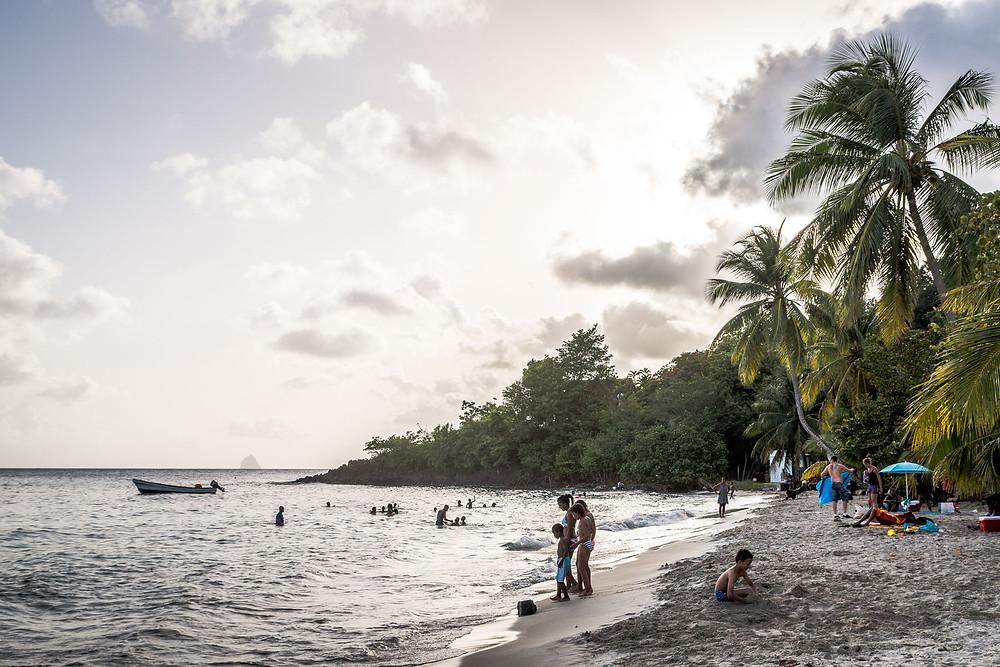 Plage Anse Figuier Martinique