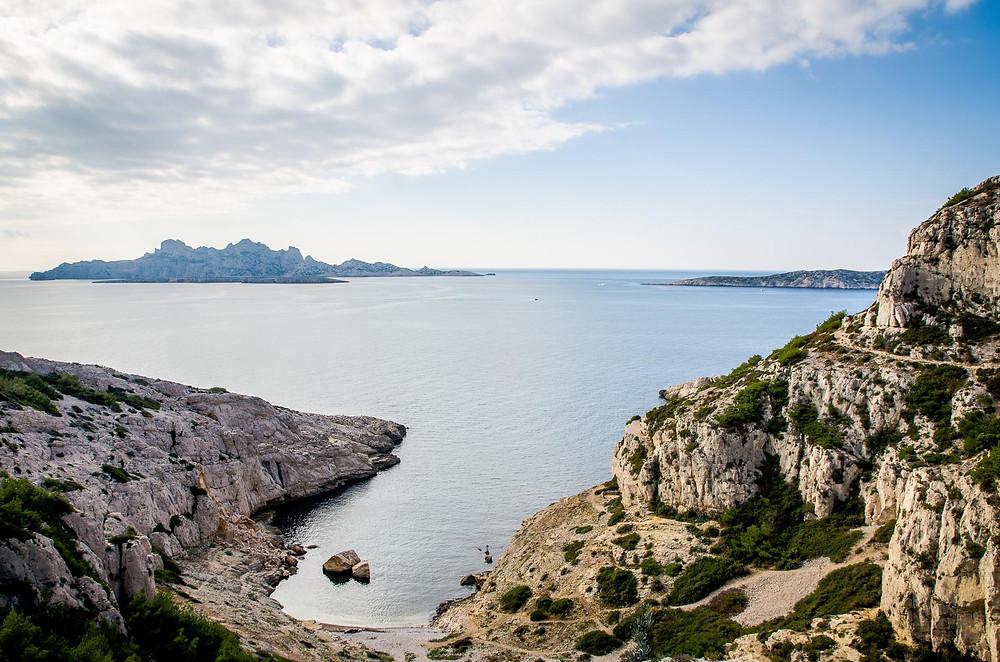 Calanques des Podestat, Marseille