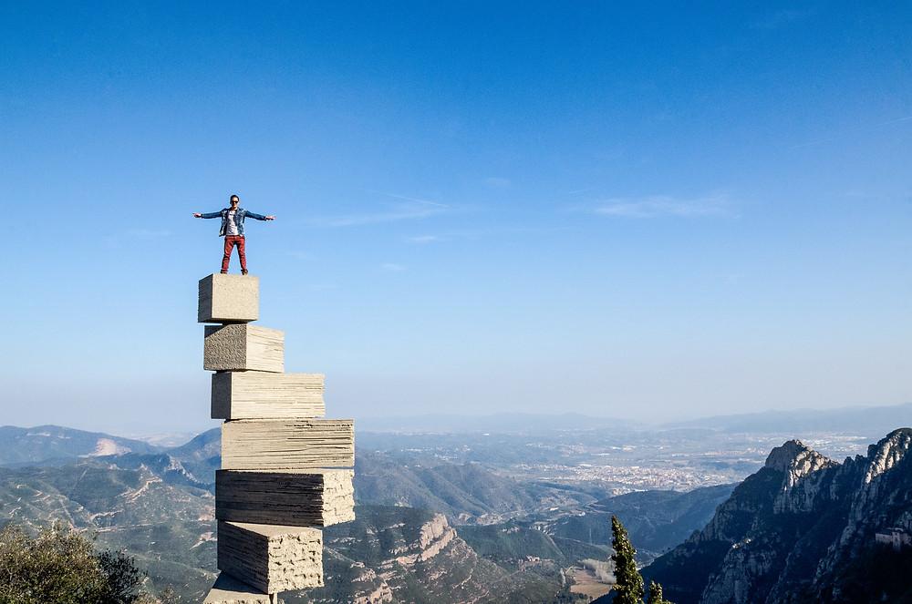 Escalier Montserrat