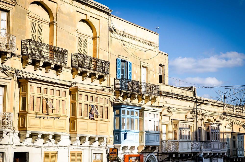 Rabbat, Malta, Malte