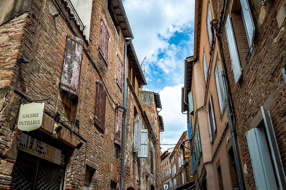 Rue Albi Tarn