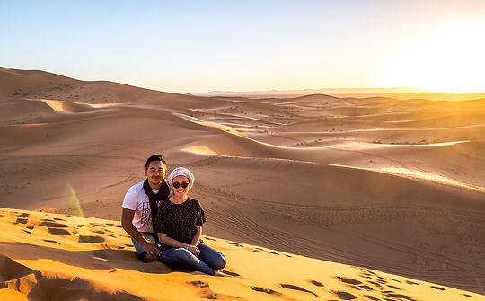 Julie et Nico blog voyage maroc