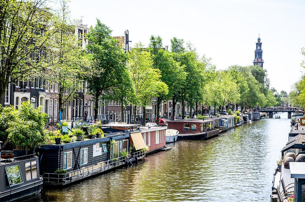 Amsterdam Bateau