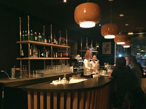 Bar La Dame Noir Marseille