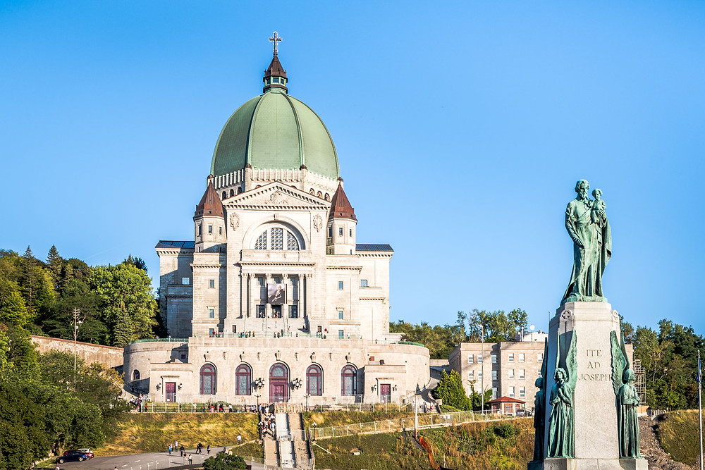 Oratoire Saint Joseph Montreal