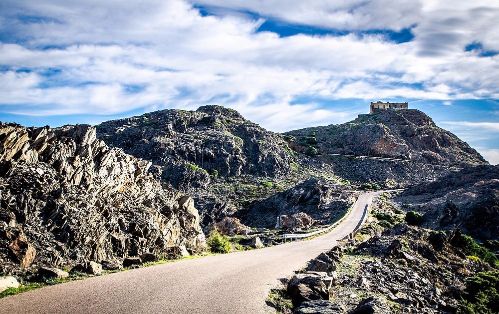 Cap de Creus, Espagne