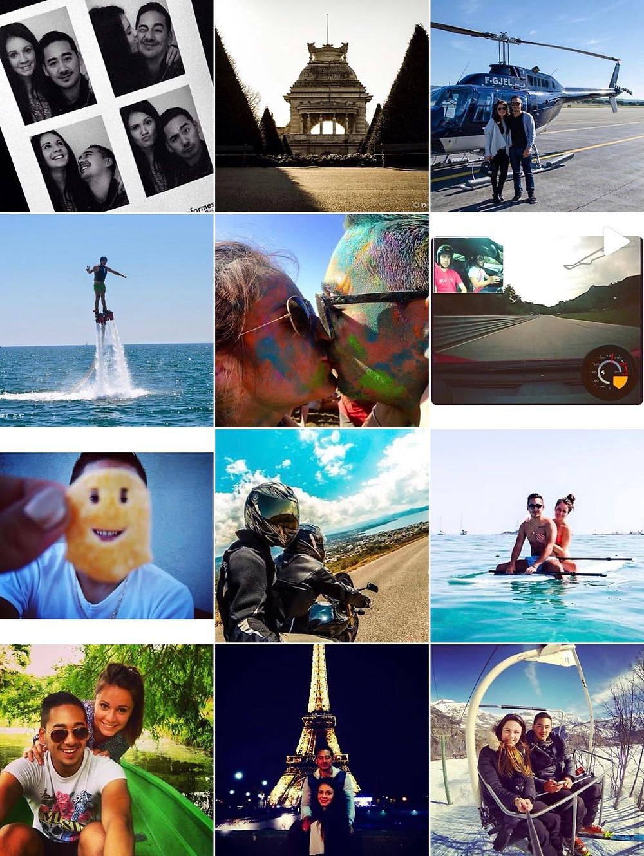 Prepare ta Valise Instagram